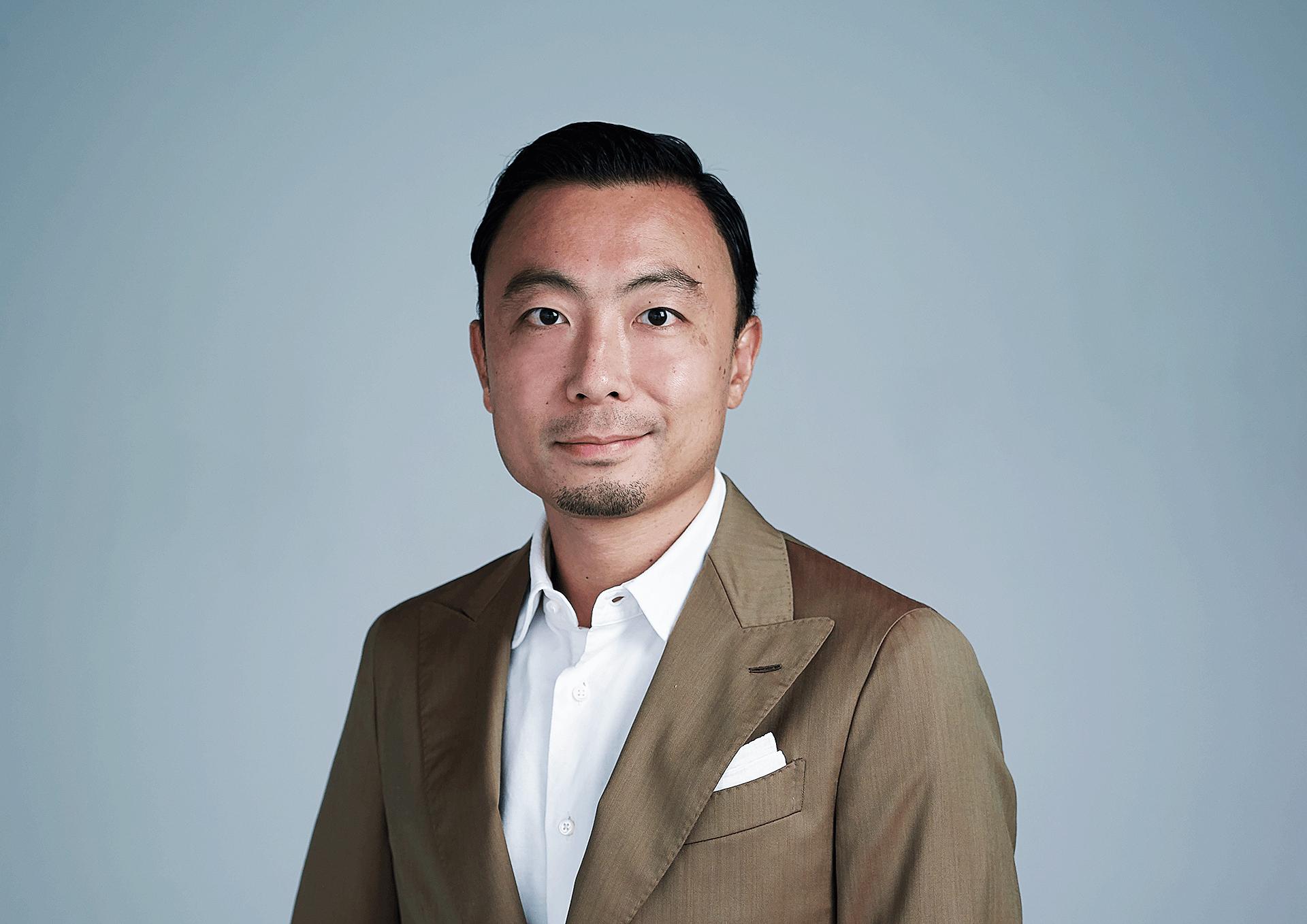代表取締役COO 矢作 嘉男